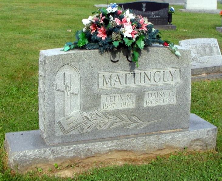 Felix Napoleon Mattingly