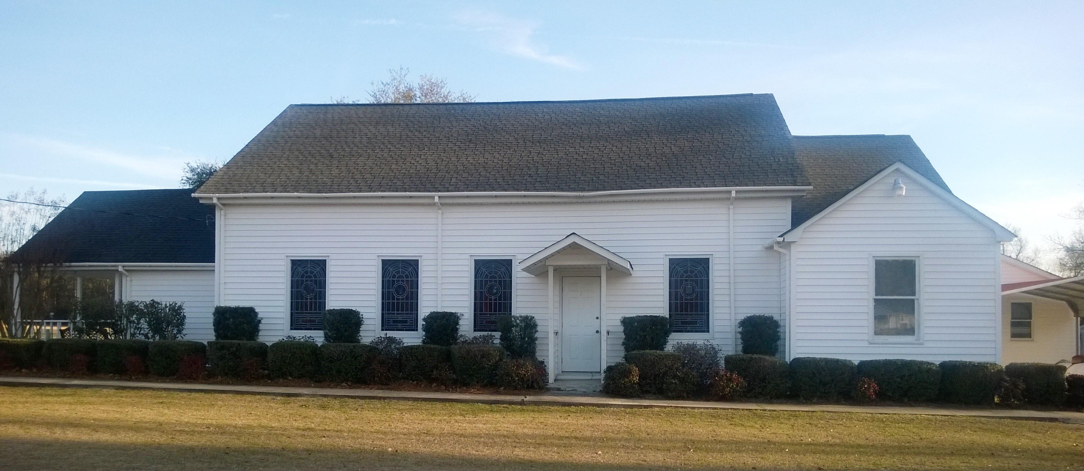 New Holland Pentecostal Holiness Church Cemetery