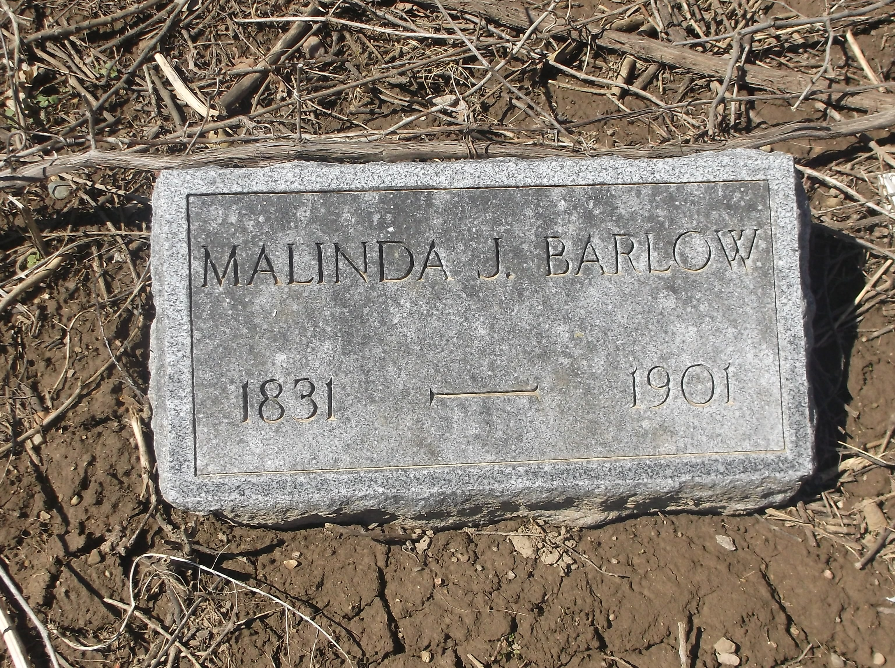 Malinda Jane <i>Lee</i> Barlow