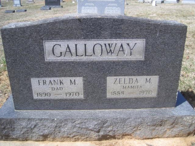 Zelda Viola <i>Mowen</i> Galloway