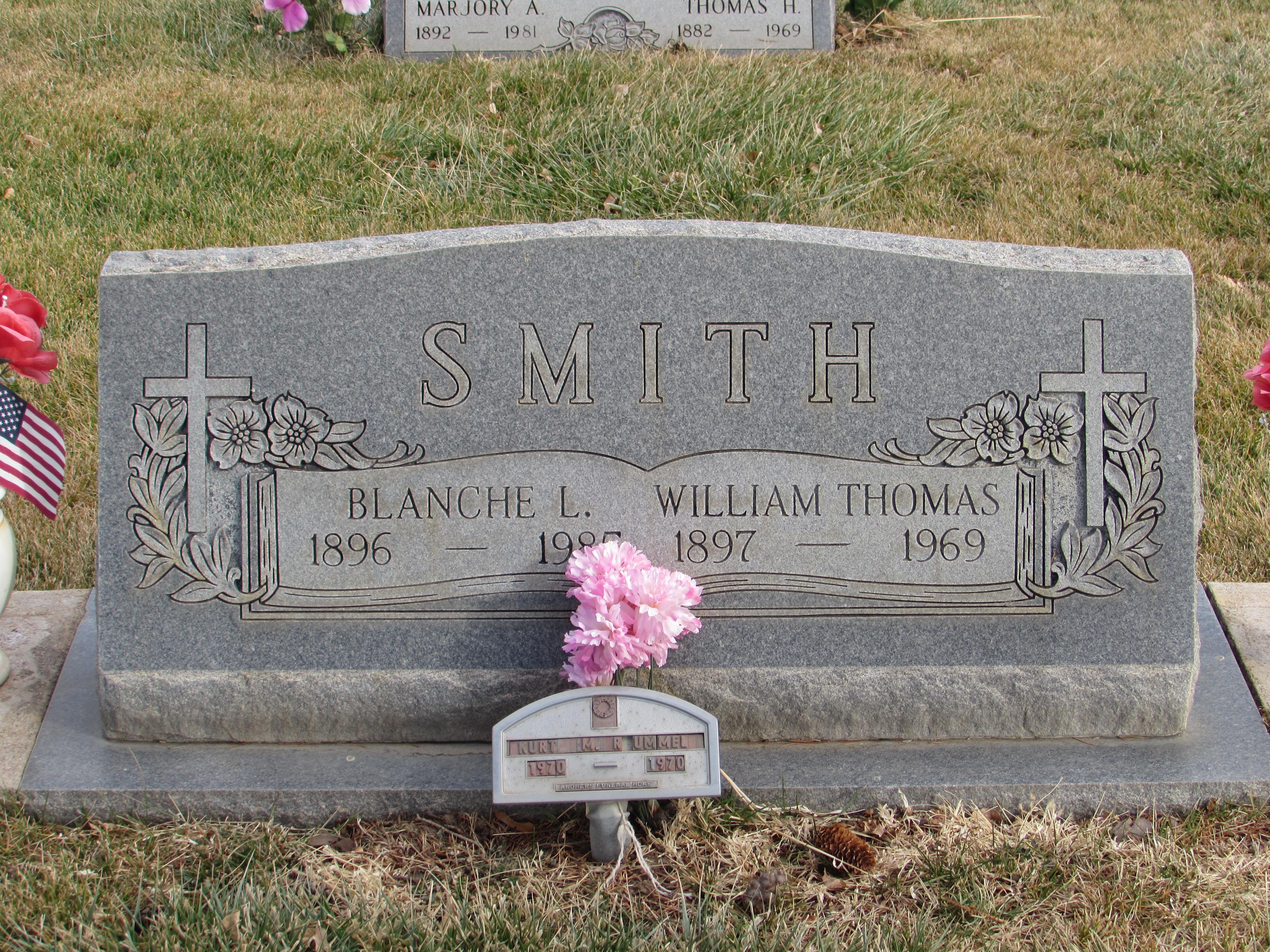Blanche Luella <i>Kutscher</i> Smith