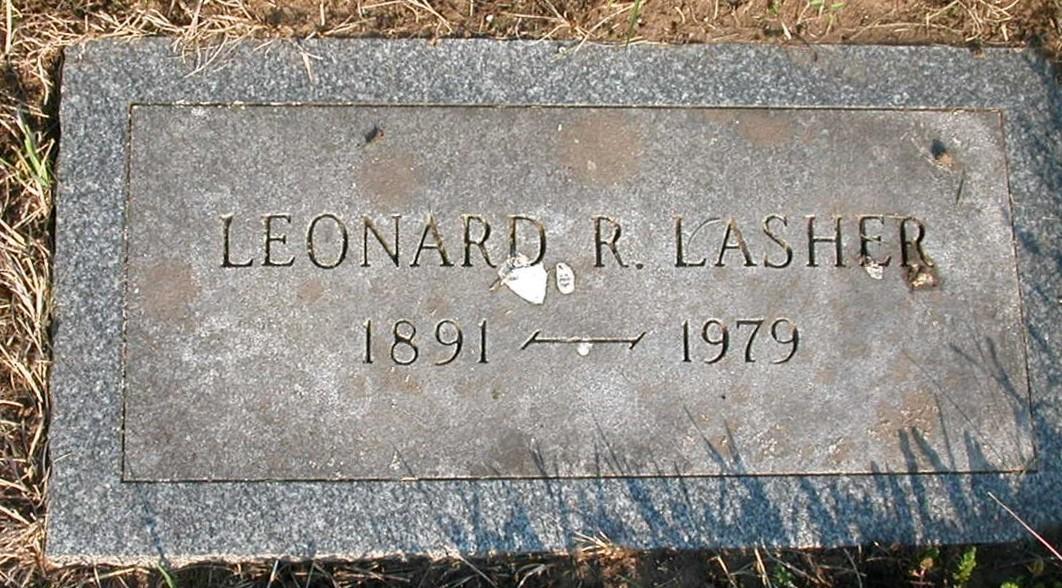 Leonard R. Lasher