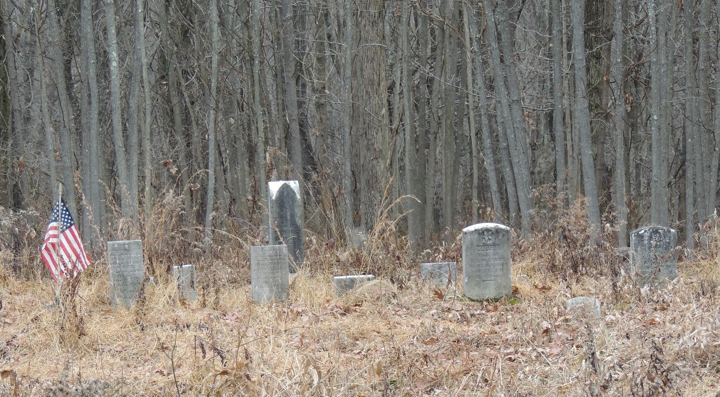 Pine Creek Baptist Church Cemetery