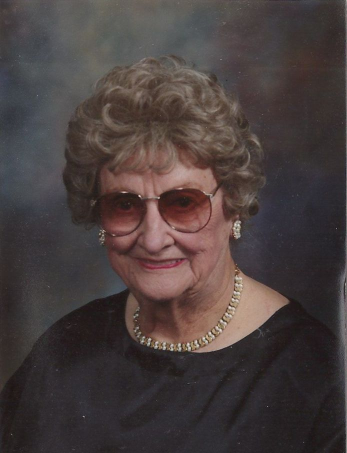 Wilna Ethel Willie <i>Hall</i> Treichler