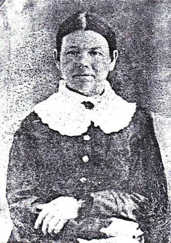 Mary Elizabeth <i>Gates</i> Cozart