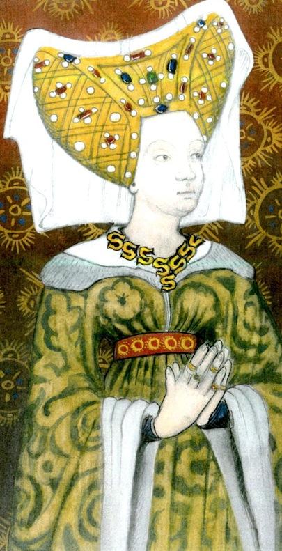 Lady Cecily <i>de Neville</i> Plantagenet