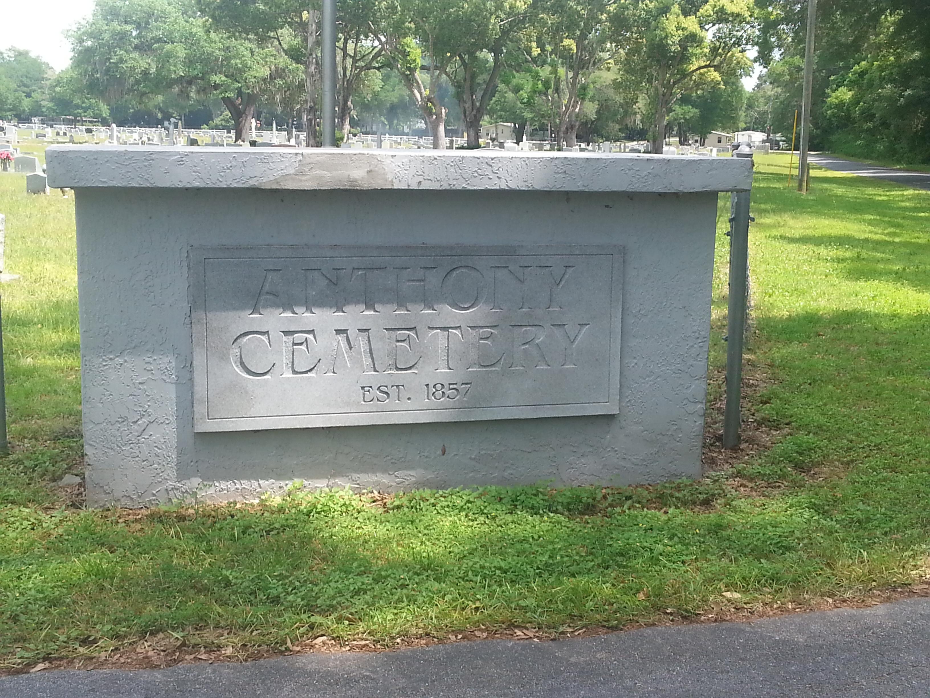 Anthony Cemetery