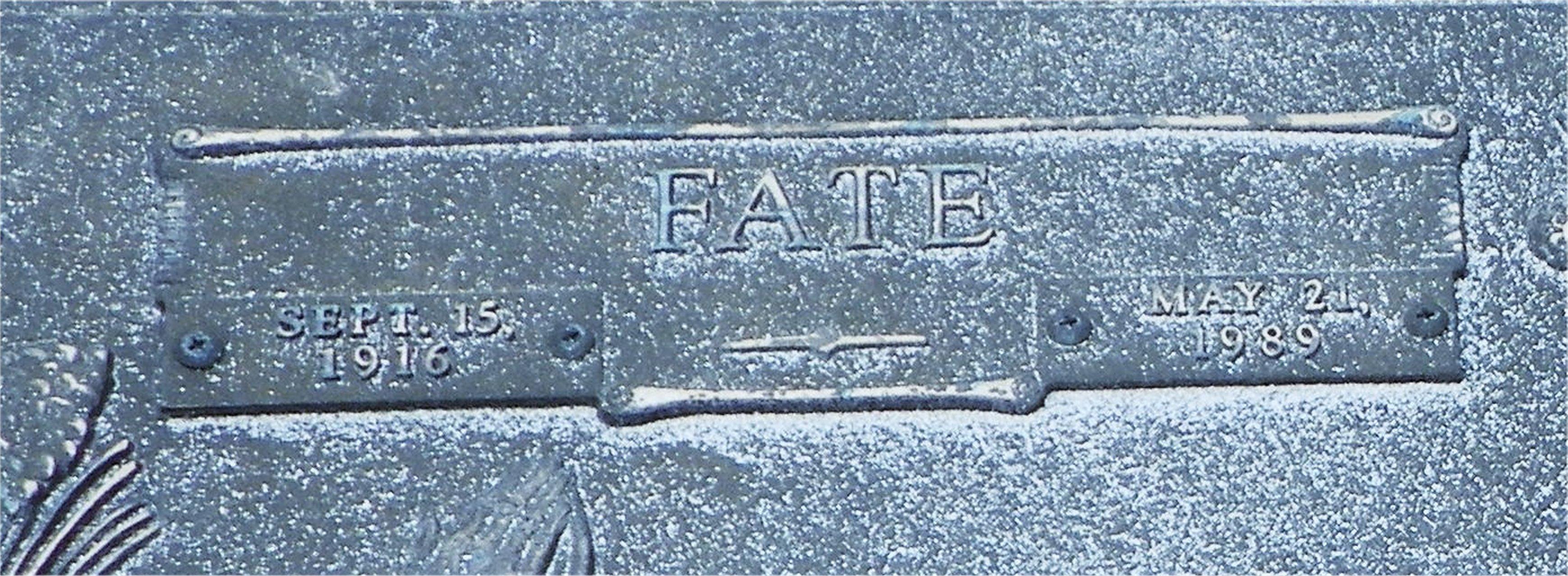 Fate Brooks