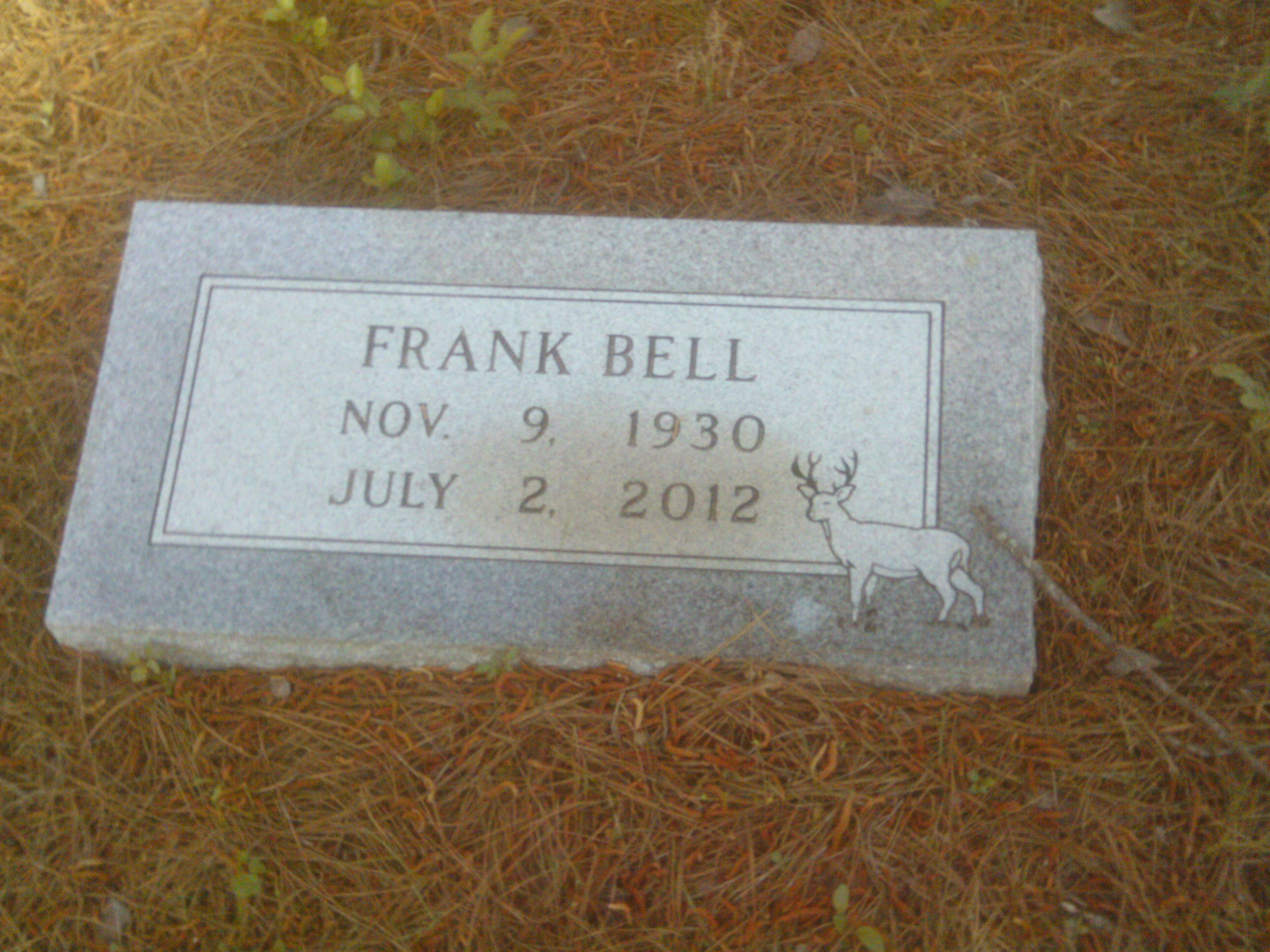 Frank Vaughn Bell