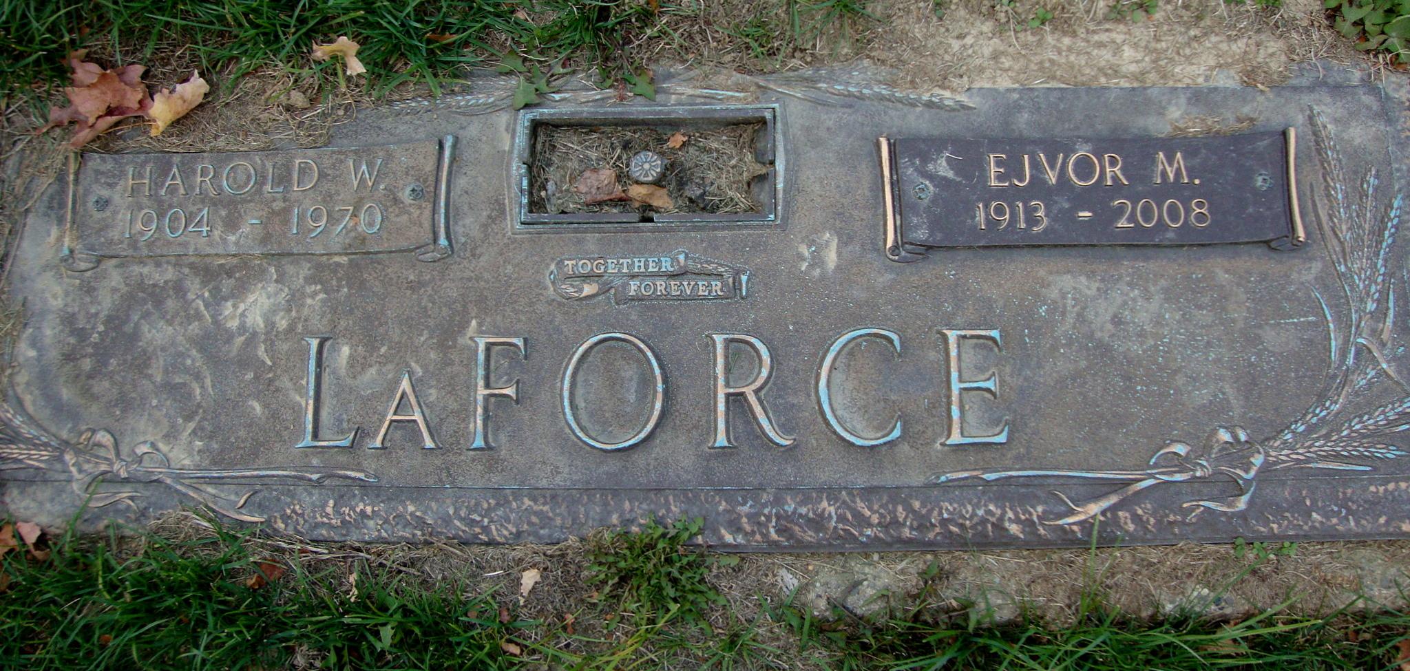 Harold William Laforce