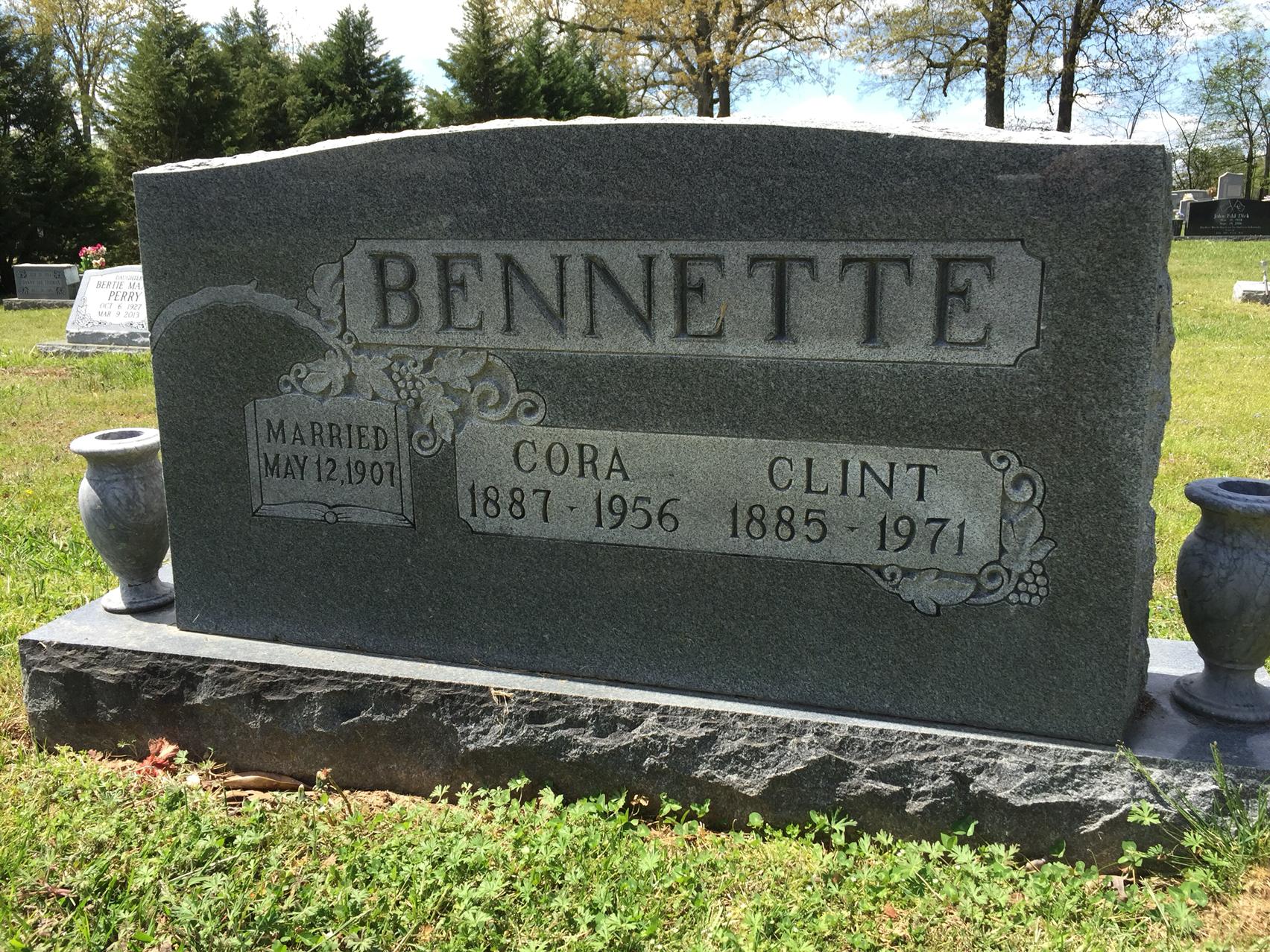 James Clinton Clint Bennett