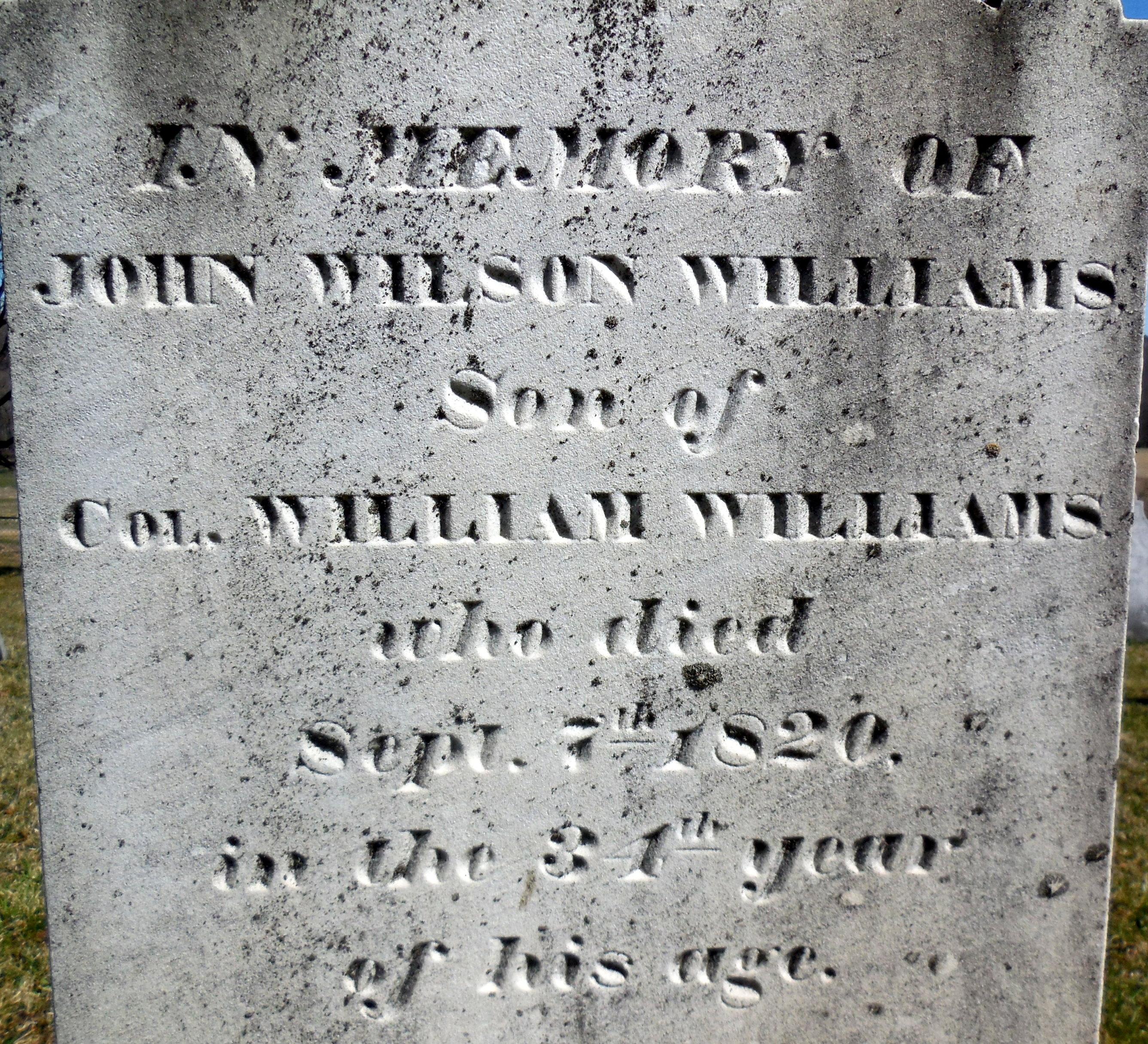 John Wilson Williams