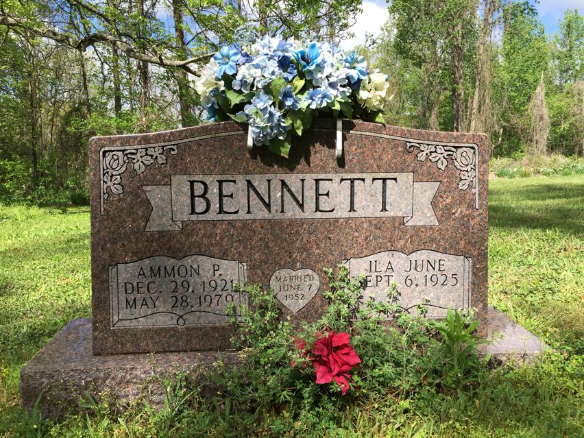 Ammon P. Bennett