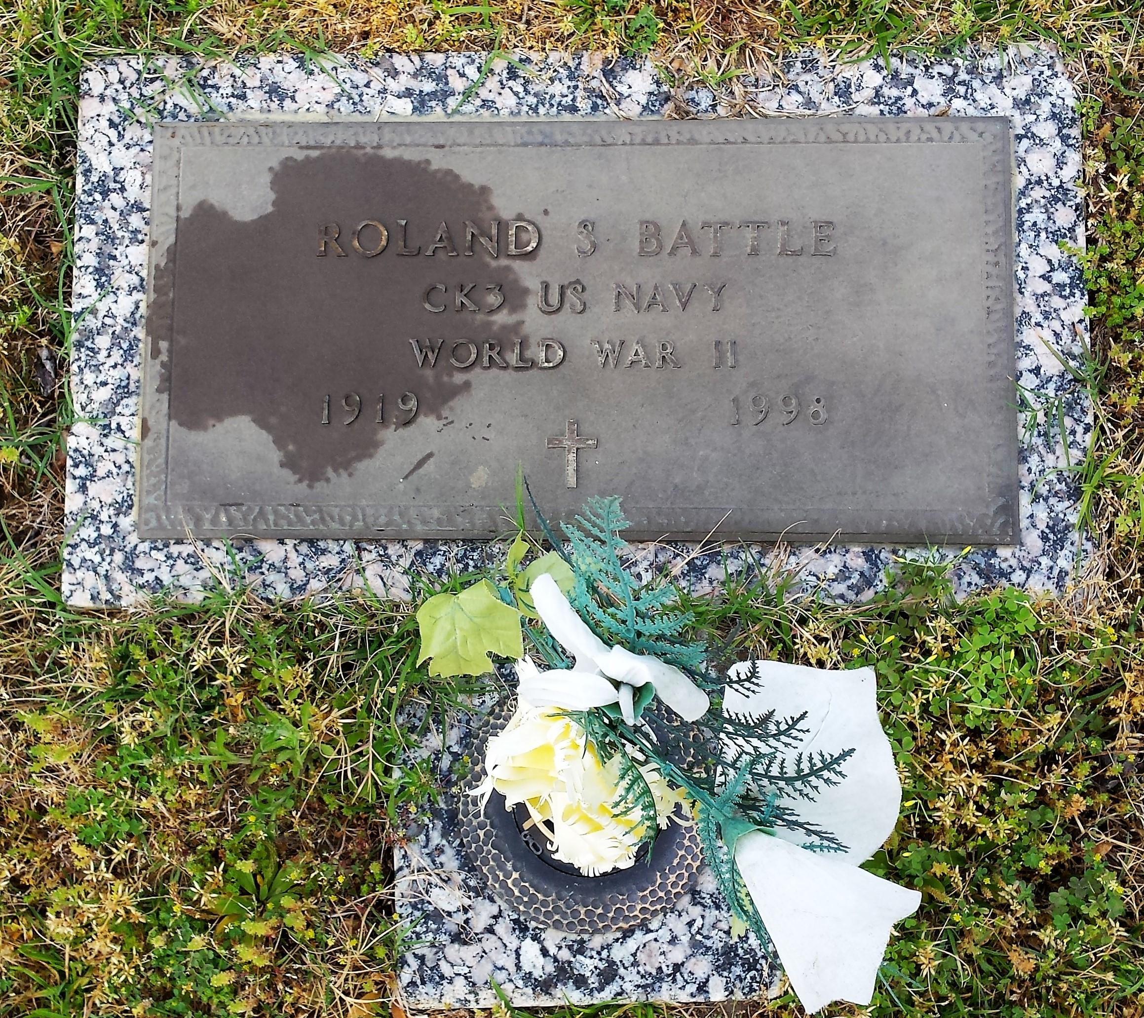 Roland Spencer Battle