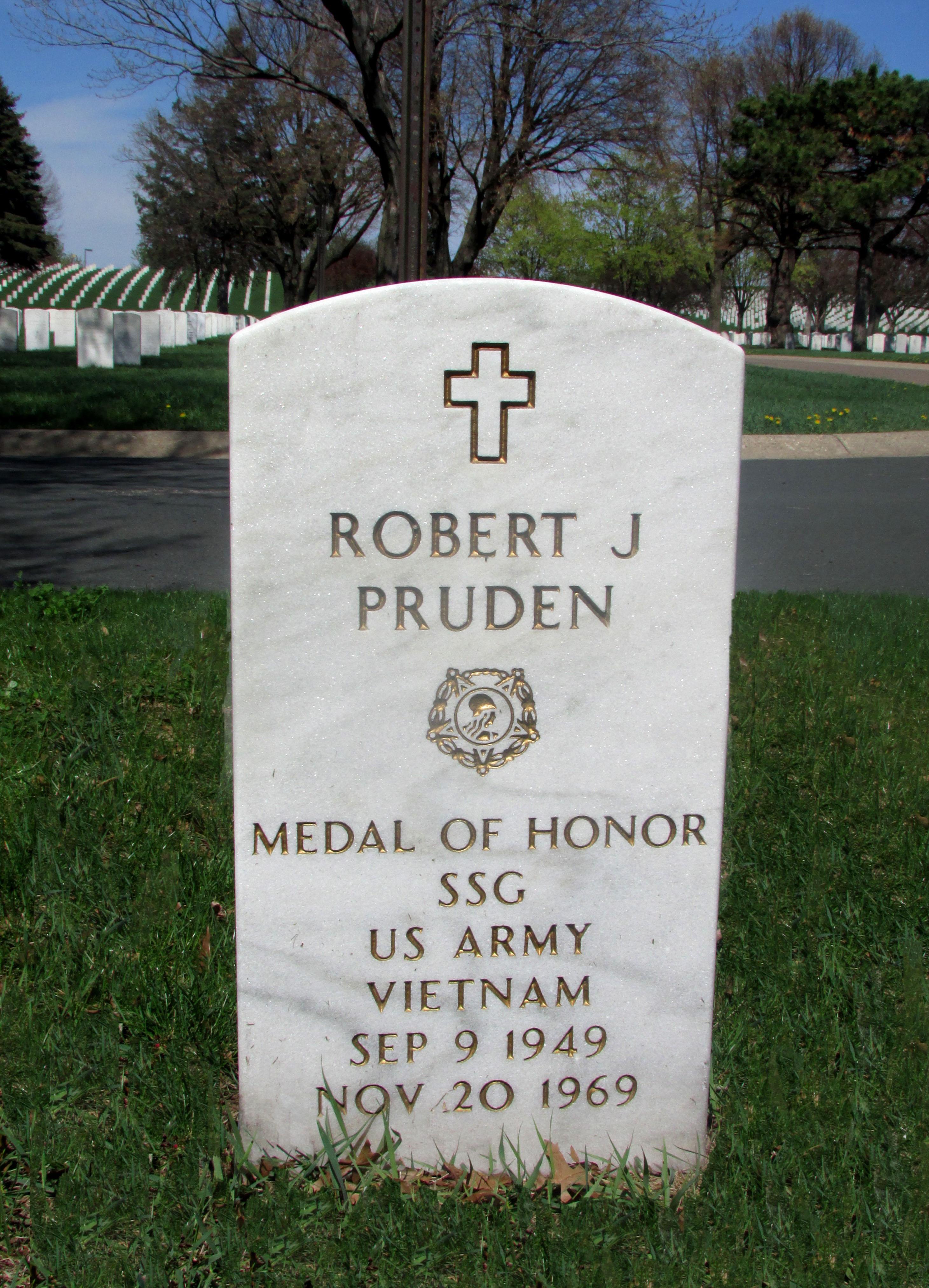 Robert Joseph Pruden