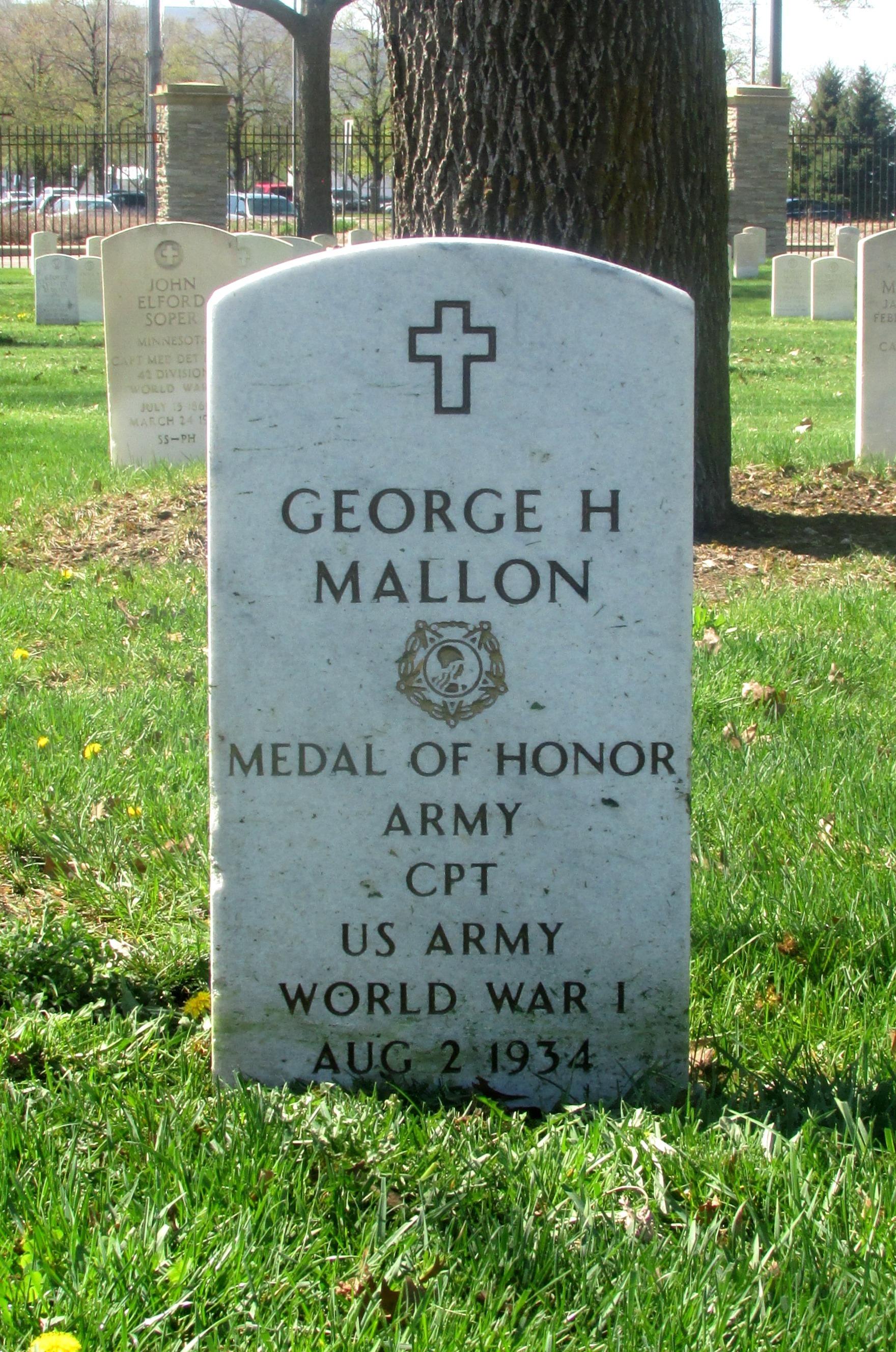 George Henry Mallon
