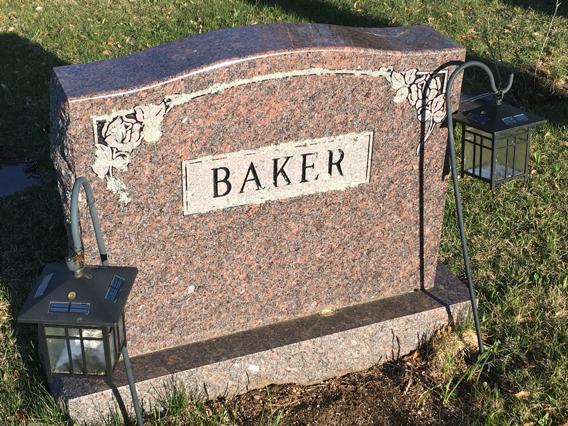 Dorothy Alice <i>Dow</i> Baker