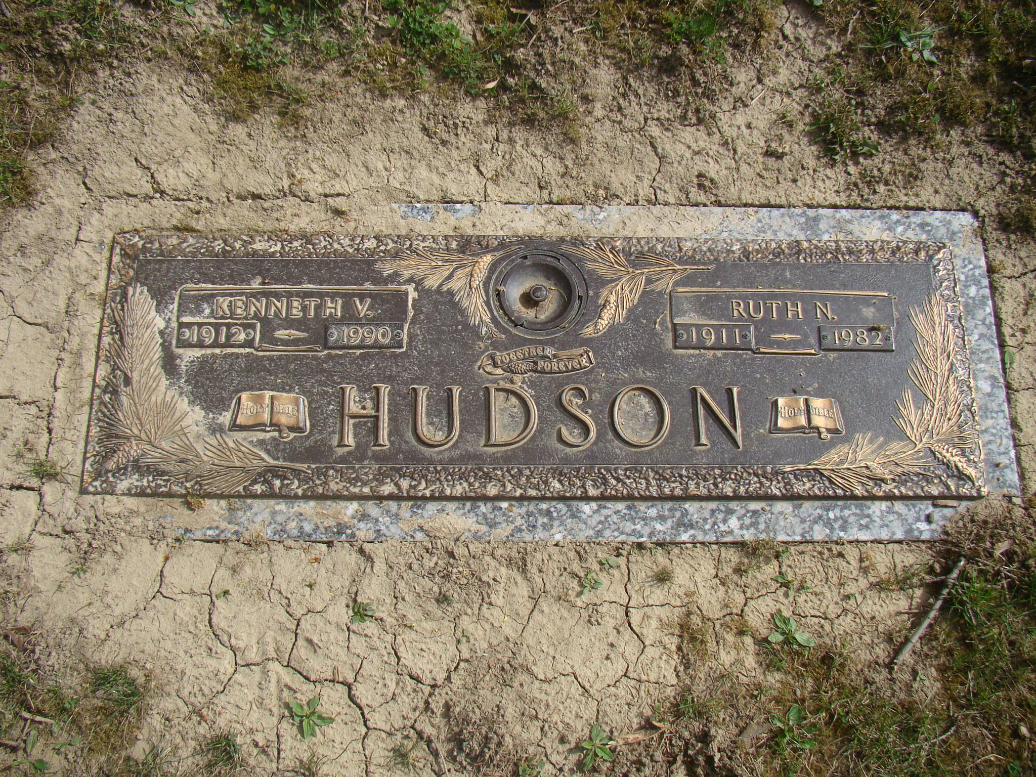 Kenneth Verion Hudson