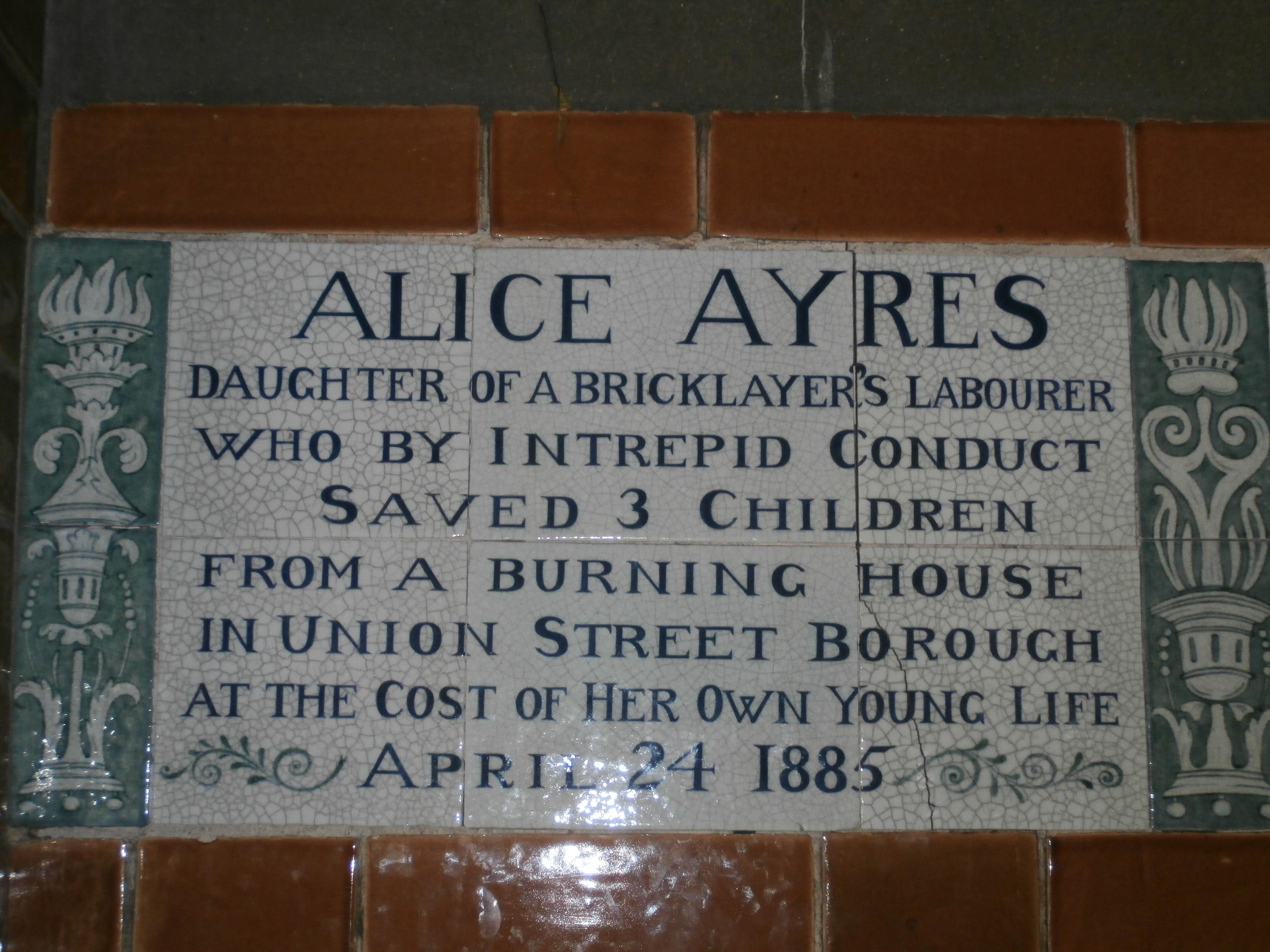 Alice Ayres