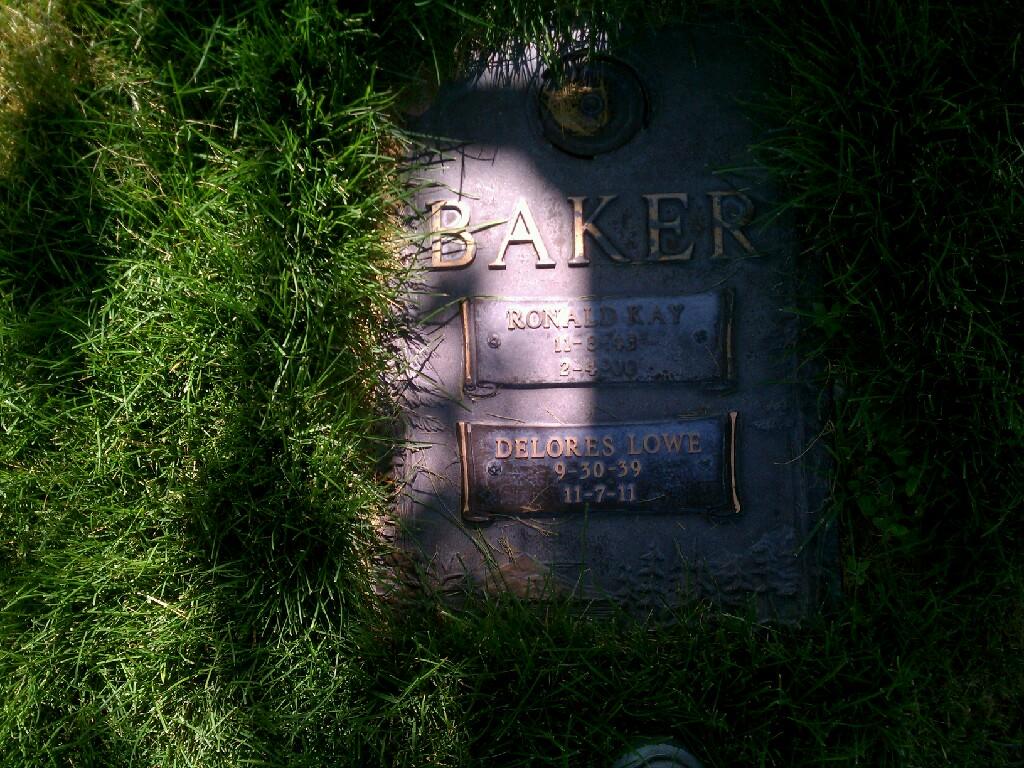 Delores <i>Lowe</i> Baker