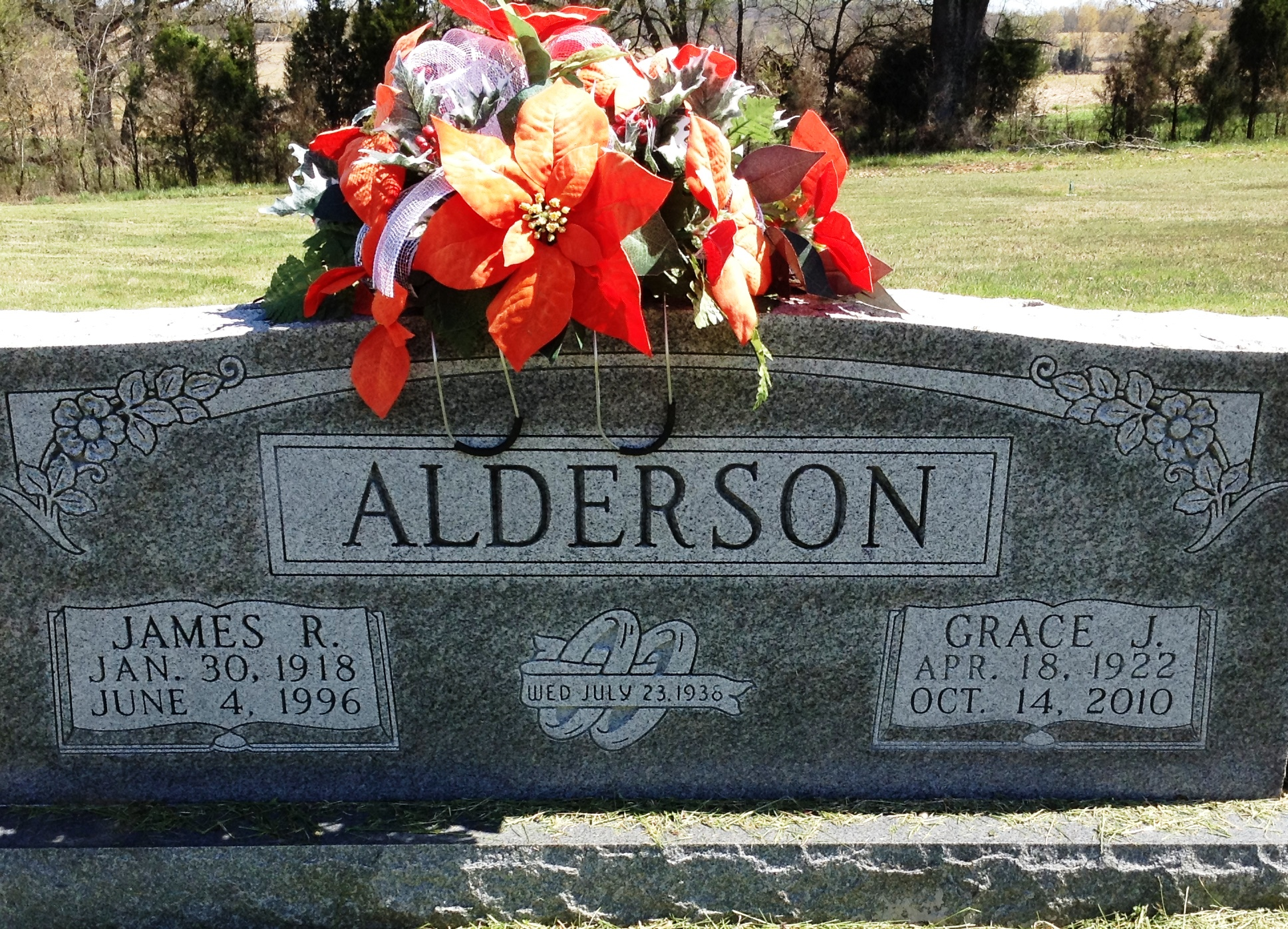 Rev James R Alderson