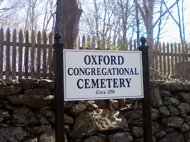 Oxford Congregational Cemetery