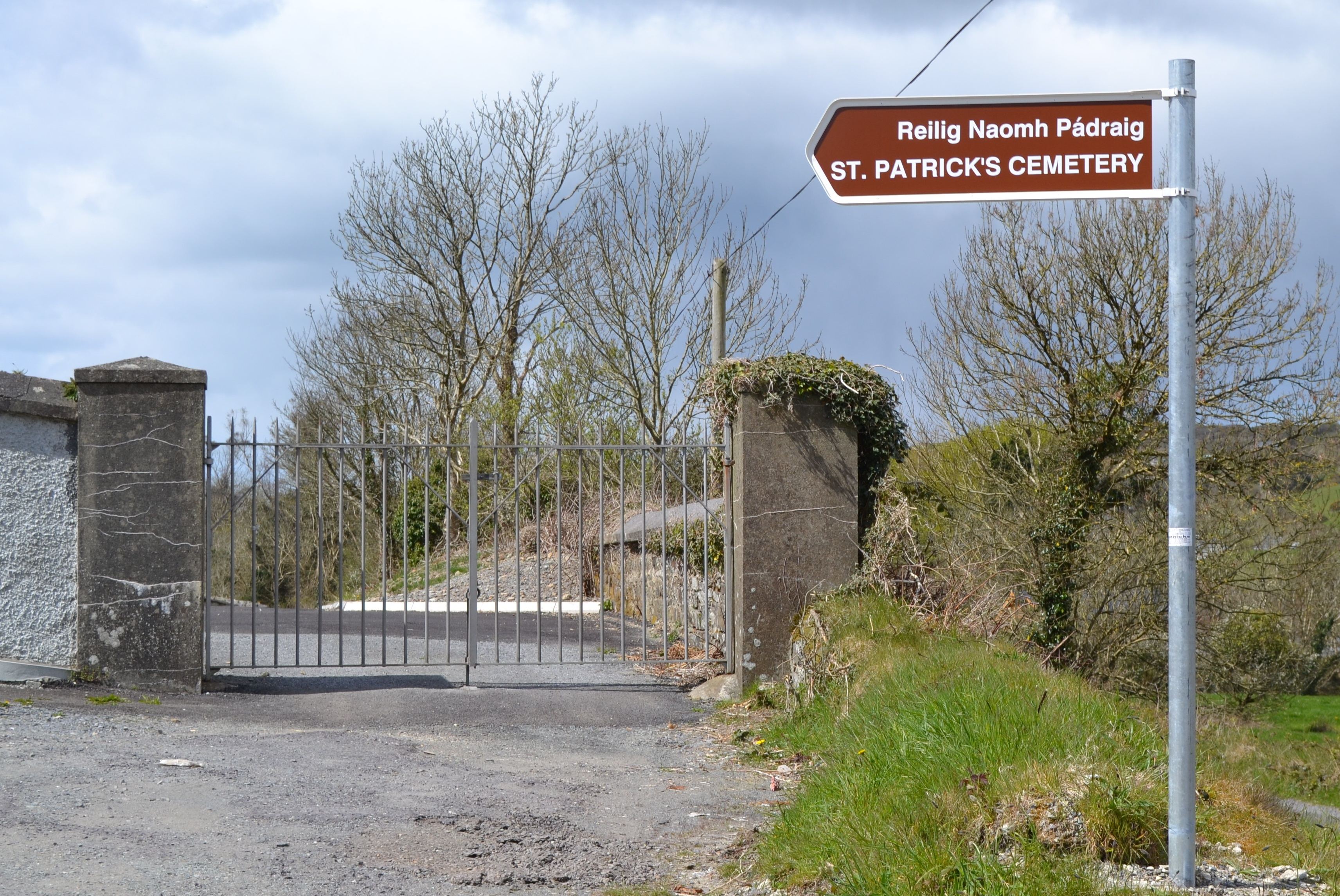 Skibbereen Ireland Map.St Patrick S Cemetery In Skibbereen County Cork Find A Grave