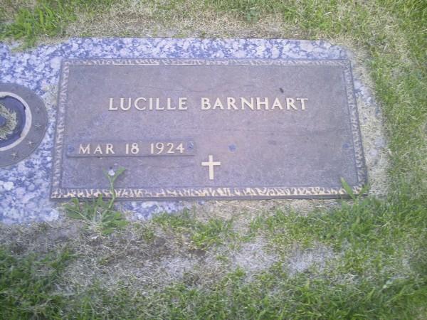 Lucille Barnhart