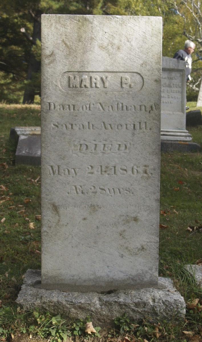 Mary Trask Averill