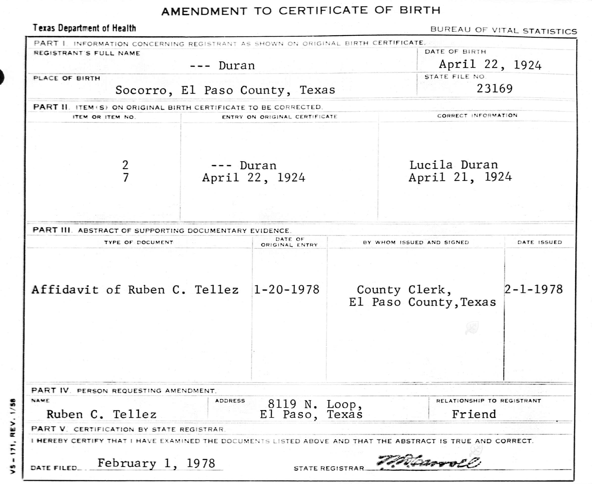 Birth Certificate El Paso Tx Gallery Creative Certificate Design