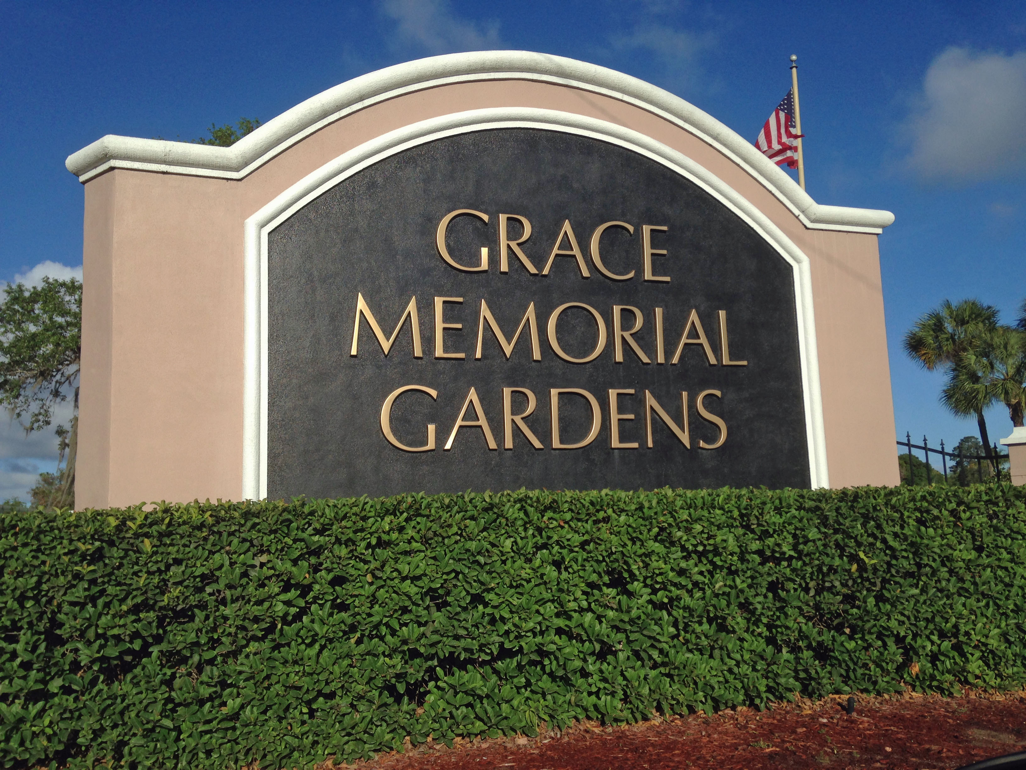 Grace Memorial Gardens In Hudson Florida Find A Grave Cemetery