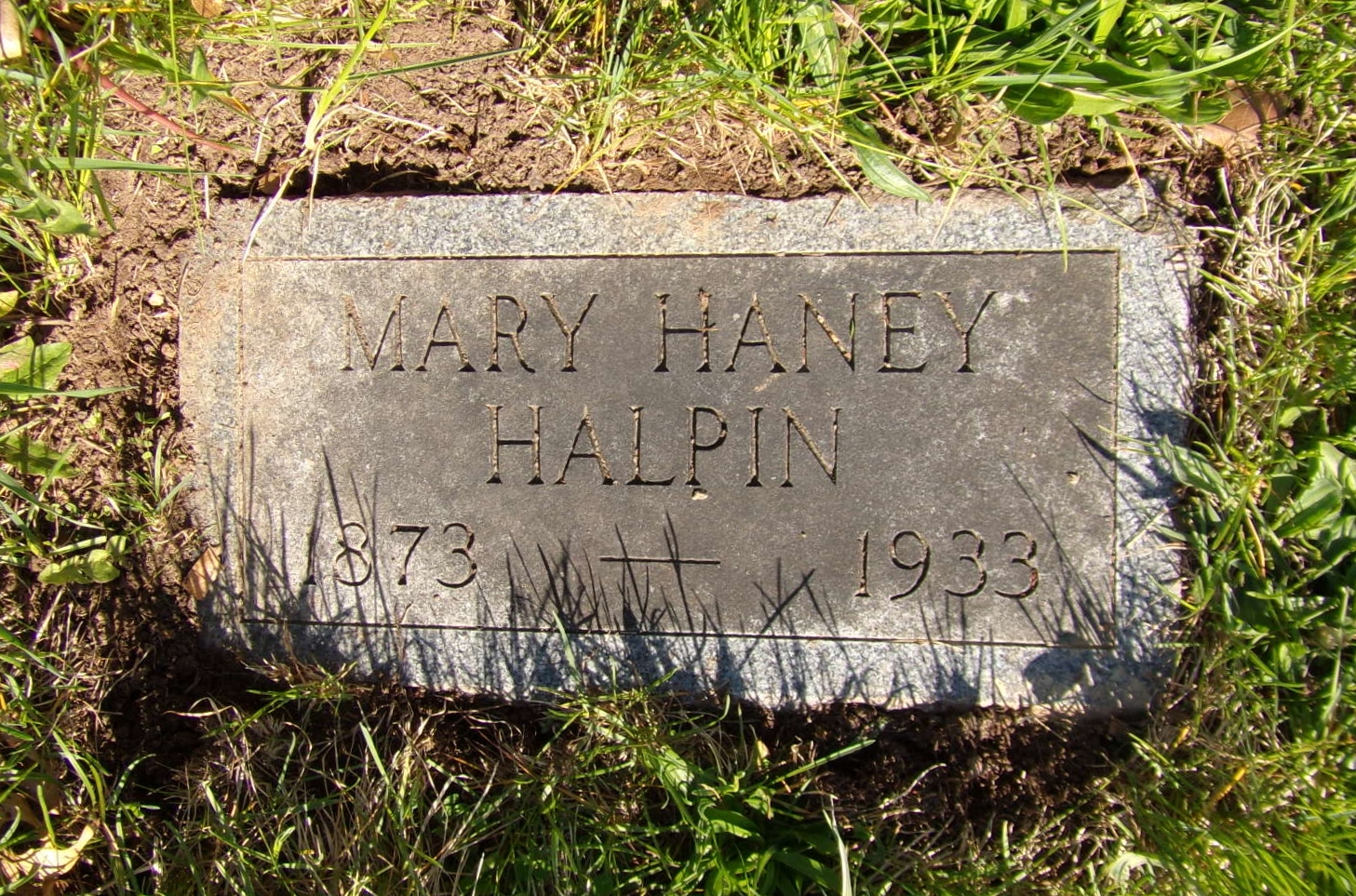 Mary <i>Richards</i> Haney