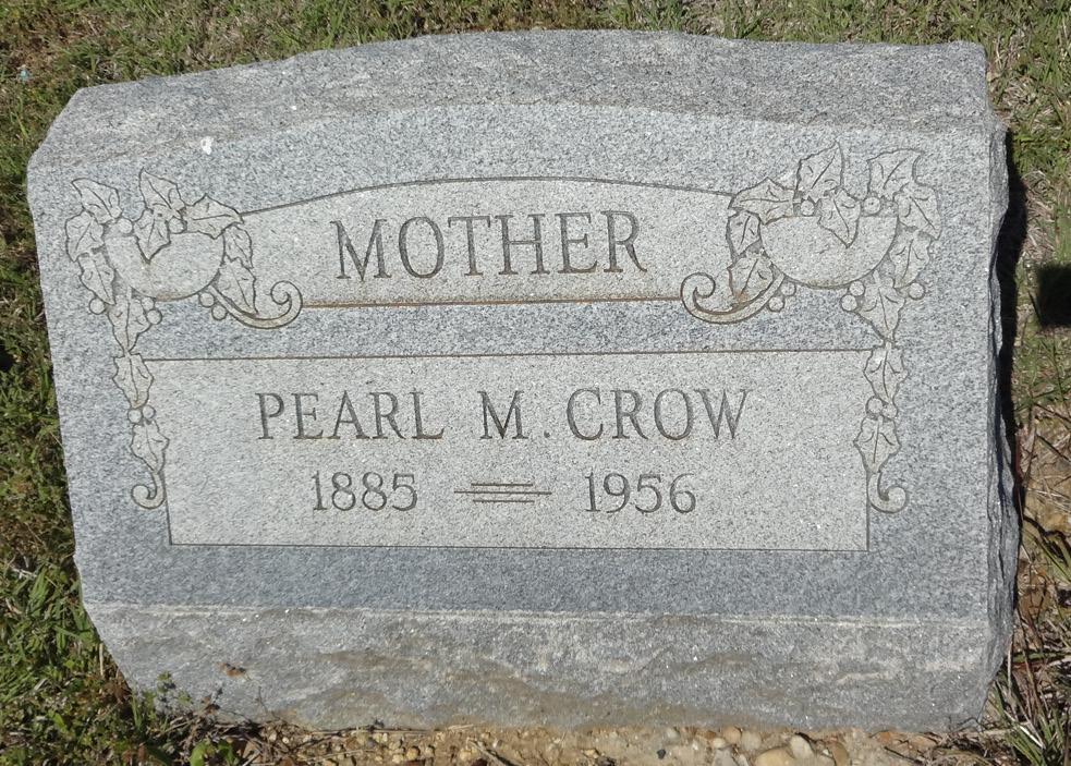 Pearl Missouri <i>Allen</i> Crow