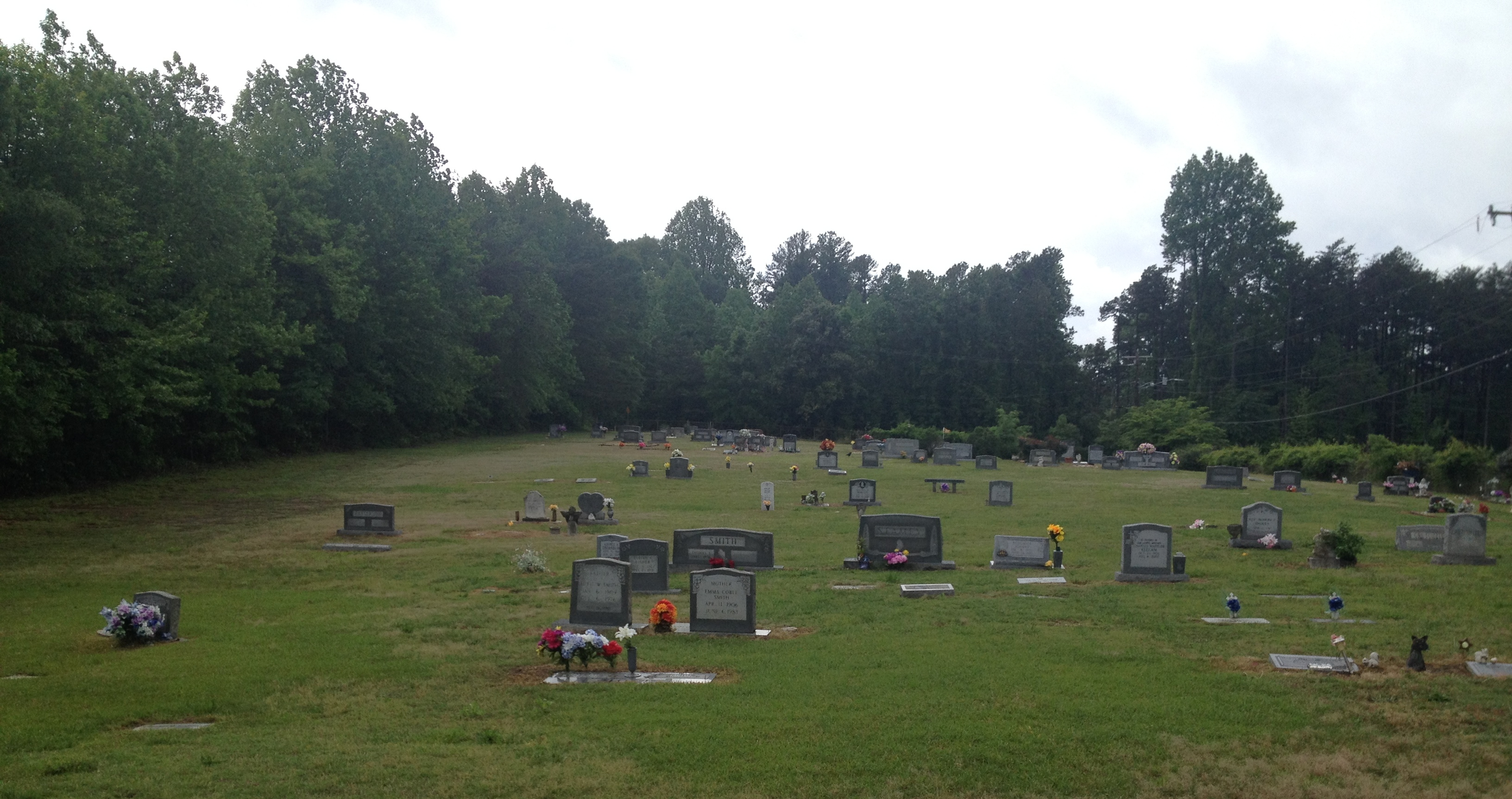 Grace Baptist Church Cemetery