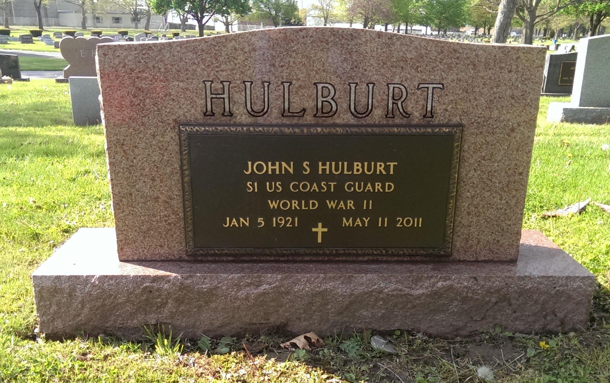 John Sherman Jack Hulburt