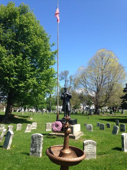 Catskill Village Cemetery