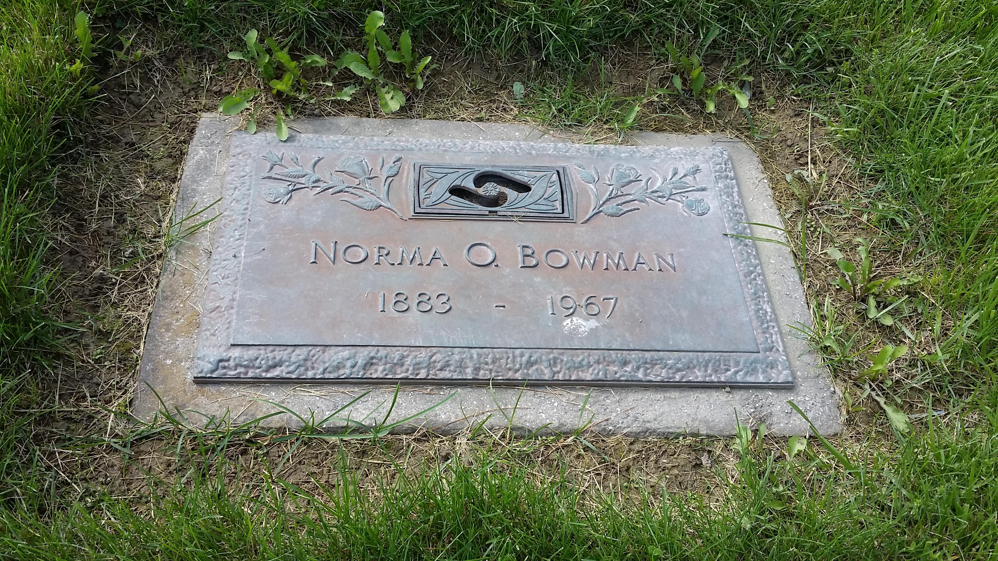 Norma Olive <i>Munch</i> Bowman