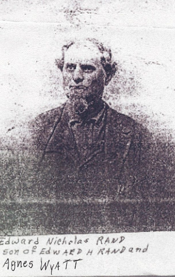 Edward Nicholas Uncle Nick Rand