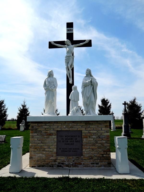 Saint Peter and Paul Catholic Cemetery