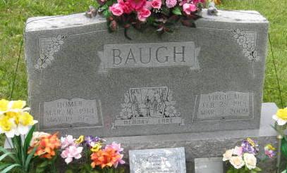 Virgie Mae <i>Holt</i> Baugh