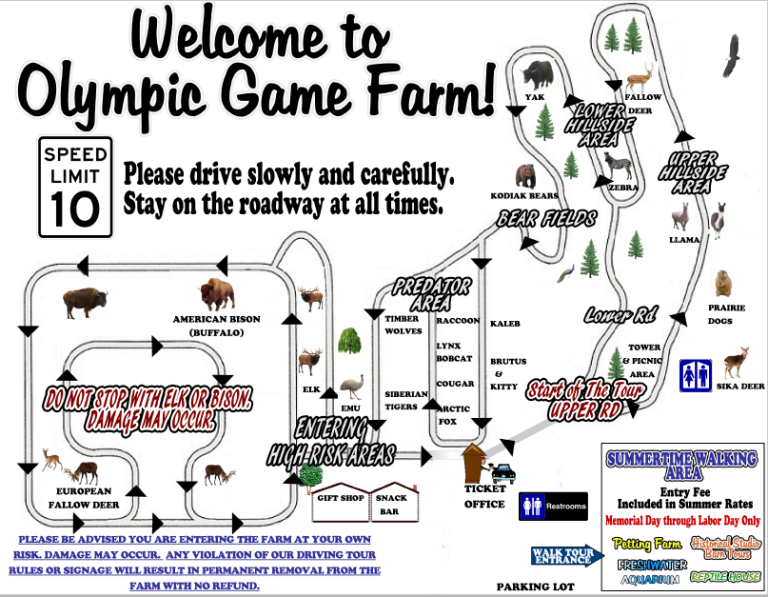Sequim Zip Code Map.Olympic Game Farm Burial Site In Sequim Washington Find A Grave