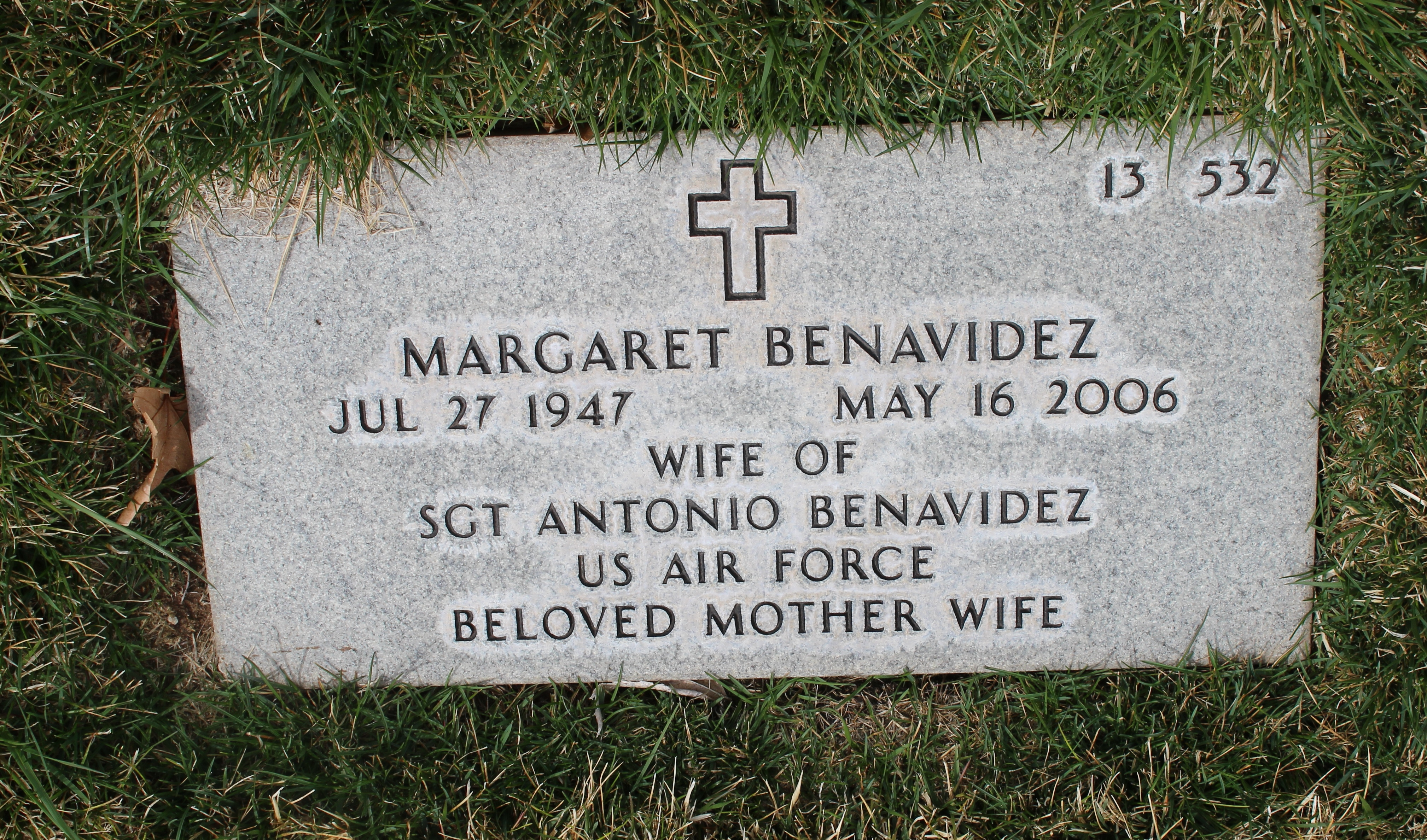 Margaret <i>Lucero</i> Benavidez
