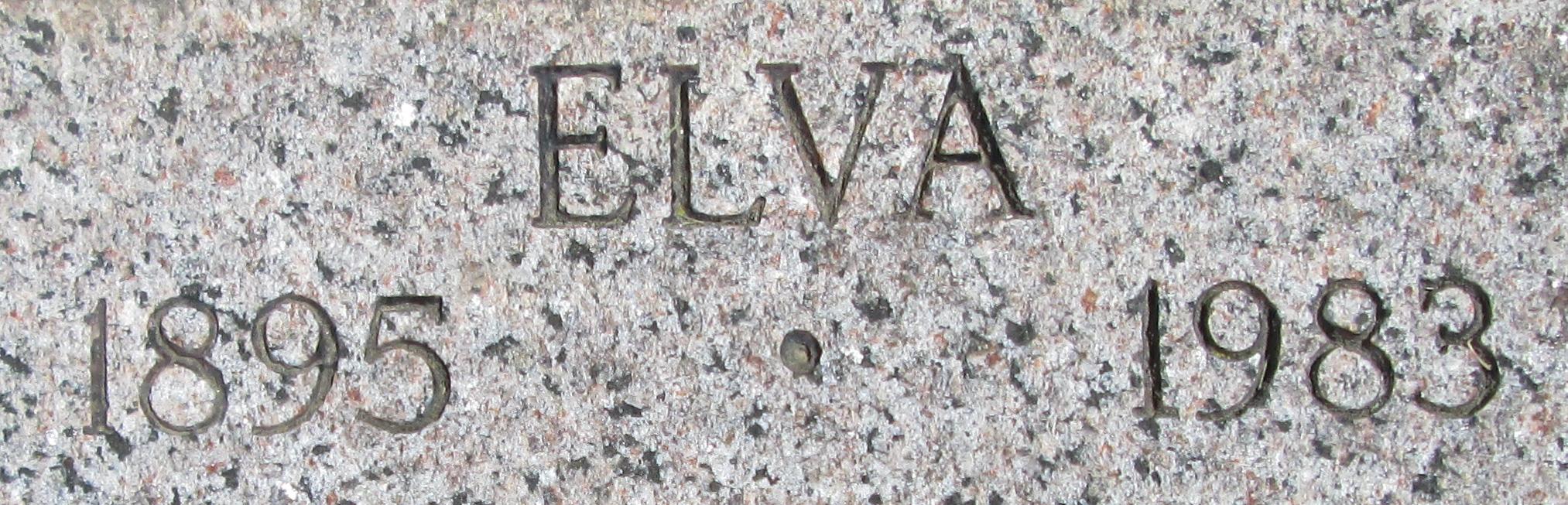 Elva <i>Mahler</i> Bramstedt