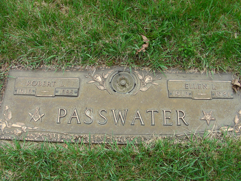 Ellen L. <i>Ray</i> Passwater