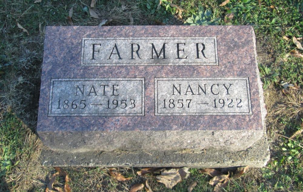 Nathan Nate Farmer