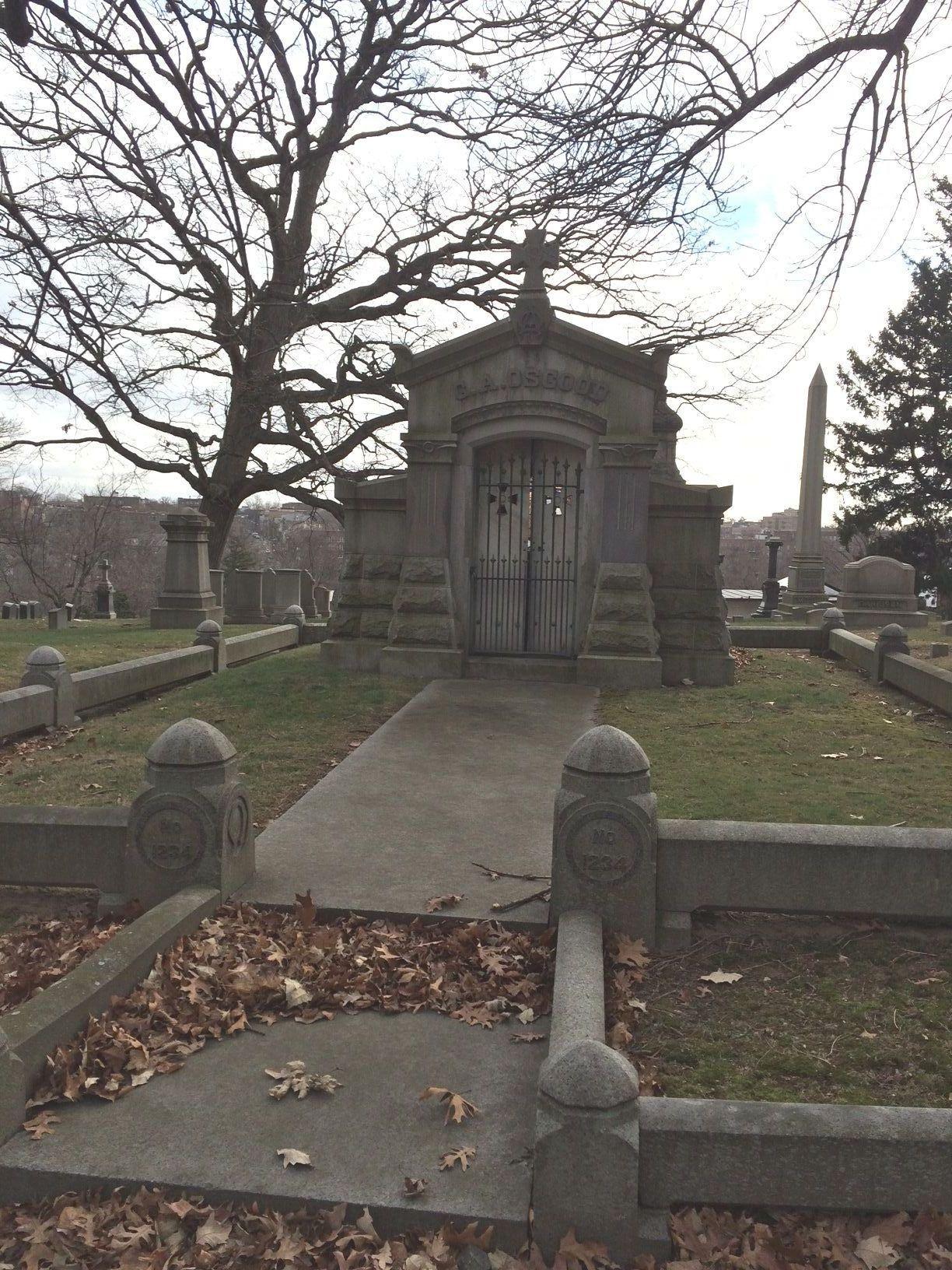 Eliza Matilda <i>Vanderbilt</i> Osgood