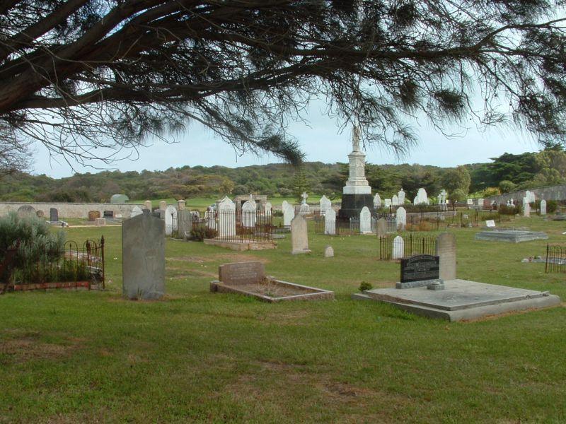 Robe cemetery south australia