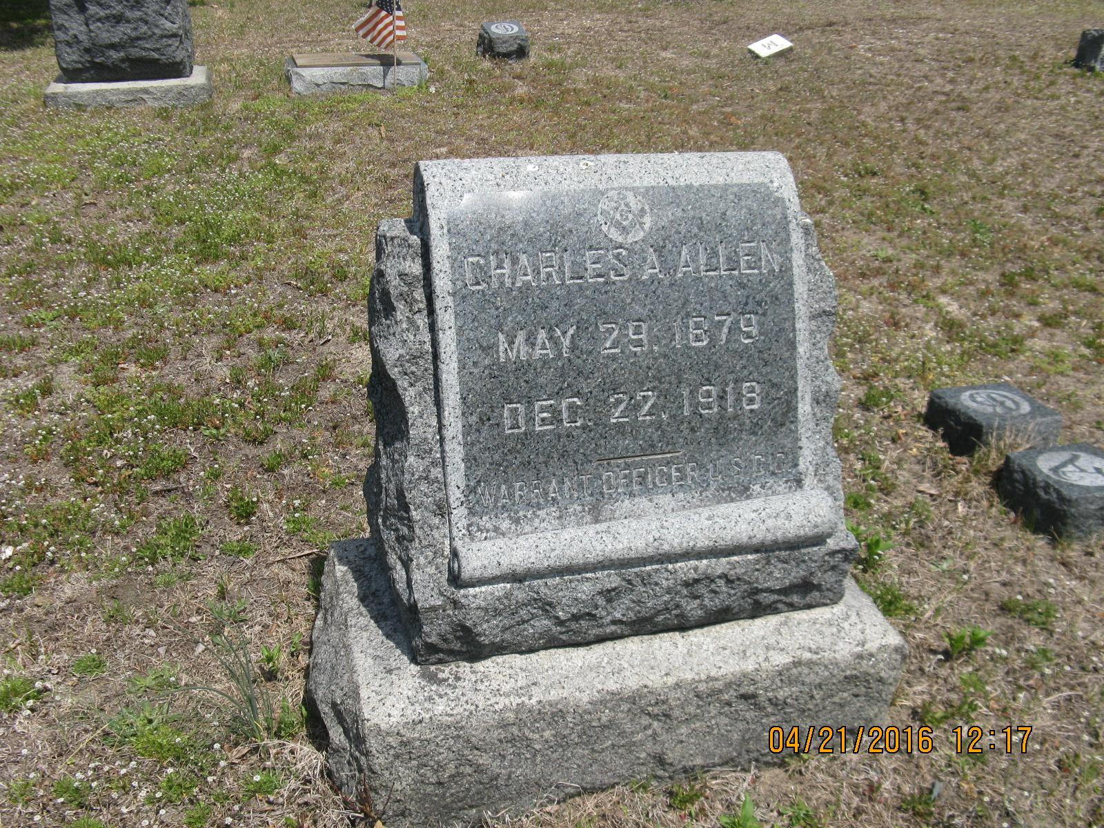 Charles Arnold Allen