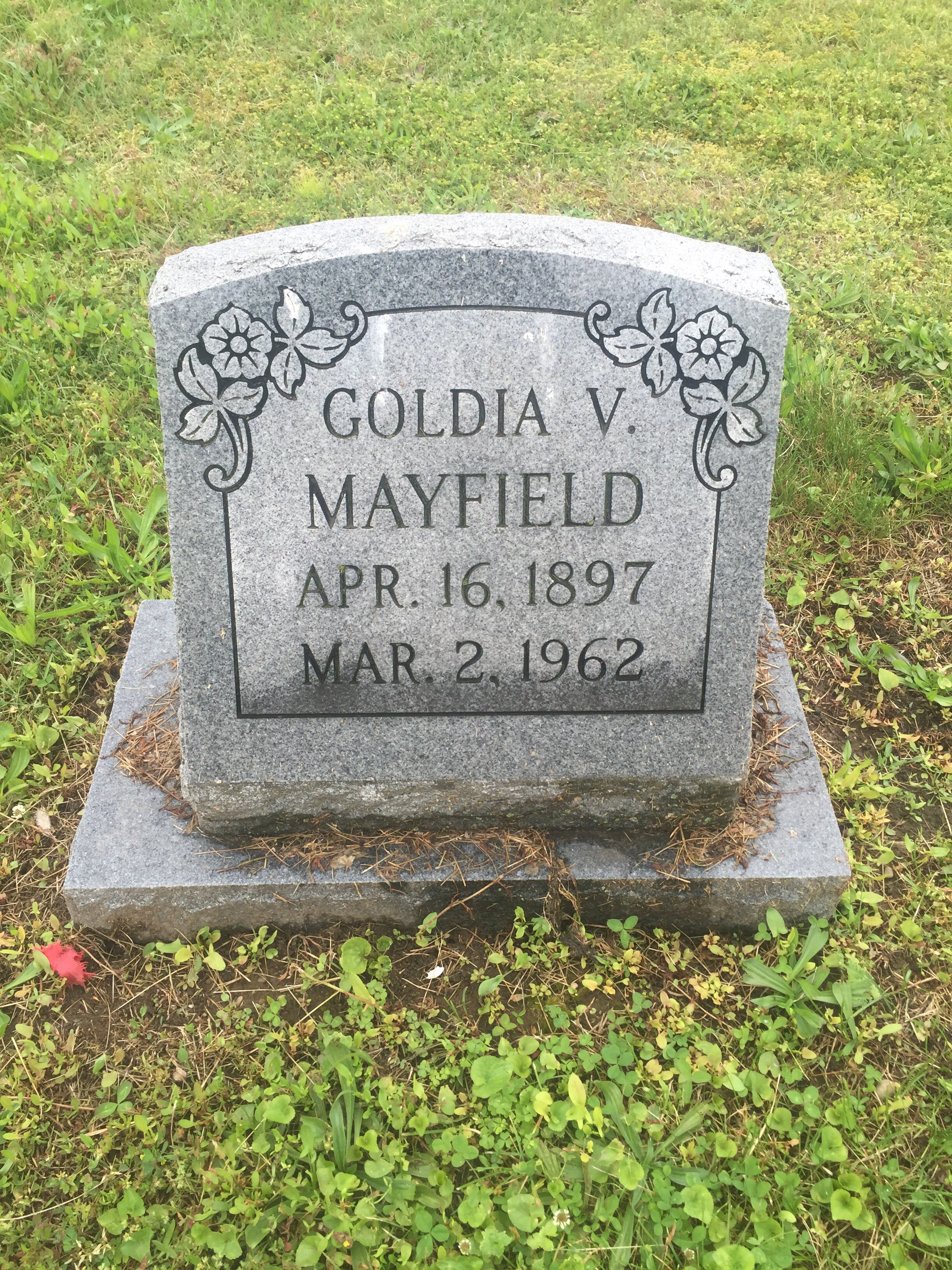 Goldia Virginia <i>Fagert</i> Mayfield