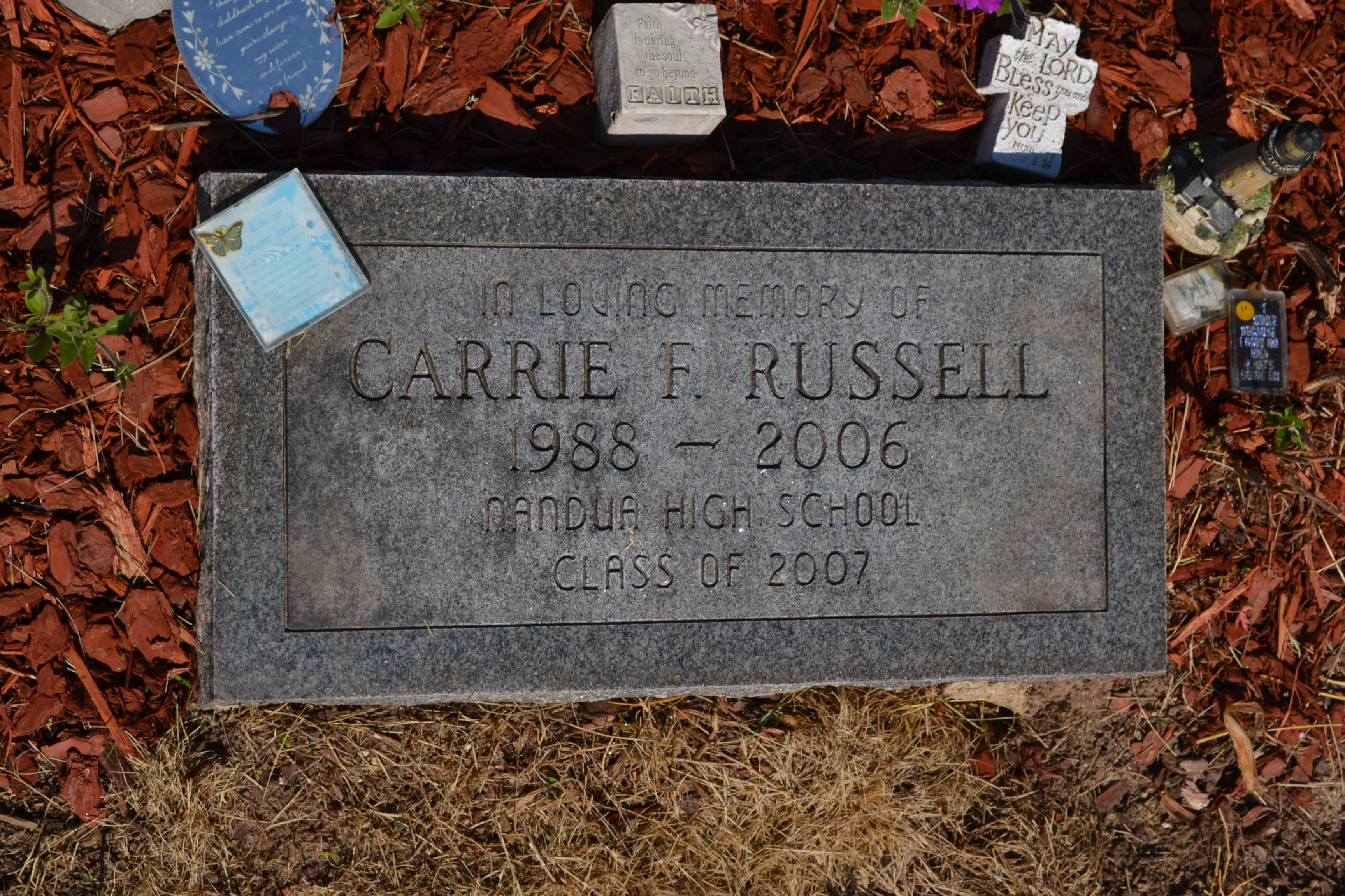 Carrie Frances Russell